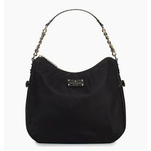 Kate Spade Nylon Finley Shoulder Bag